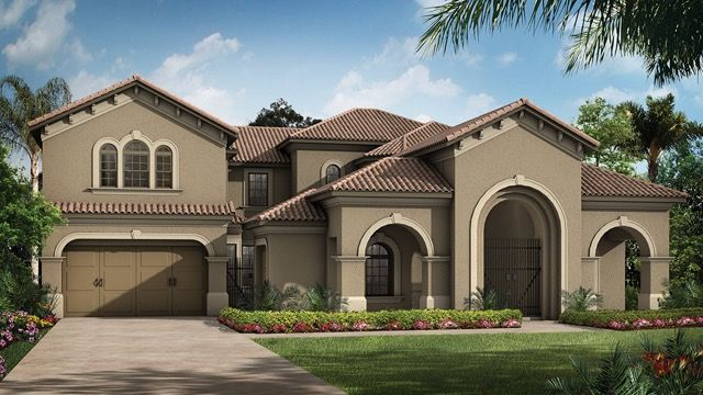Single Family for Active at Estancia At Windermere - Tuscany Vi 1106 Estancia Woods Loop Windermere, Florida 34786 United States