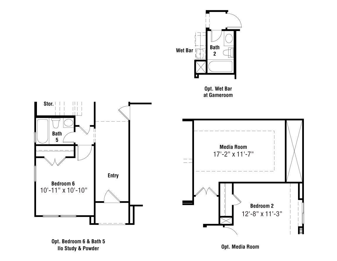 Additional photo for property listing at Travisso Capri Collection - Geneva 3917 Veneto Circle Leander, Texas 78641 United States