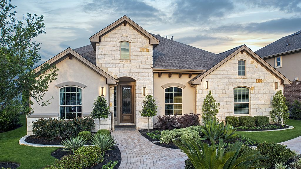 Single Family for Active at Wentworth 4837 Terraza Trail Model Home Round Rock, Texas 78665 United States