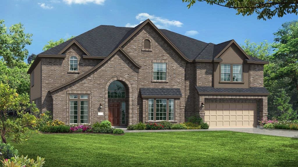 Single Family for Active at Hazelwood 2230 Nocona Lane League City, Texas 77573 United States