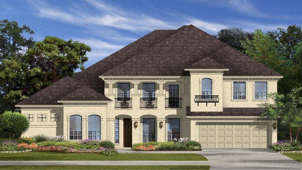 Single Family for Active at Marseille 5427 Abington Creek Lane Sugar Land, Texas 77479 United States