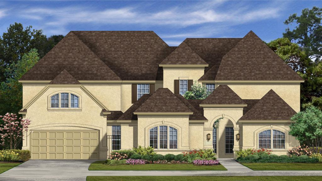 Single Family for Active at Portofino 6407 Felled Timber Springs Lane Sugar Land, Texas 77479 United States