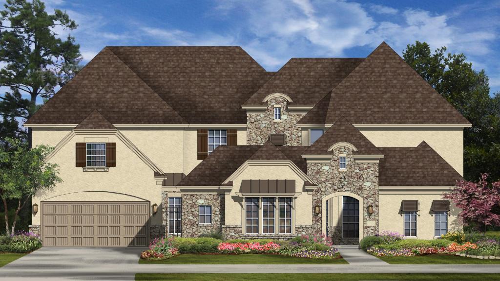 Single Family for Sale at Portofino 5126 Isidore Lane Missouri City, Texas 77459 United States