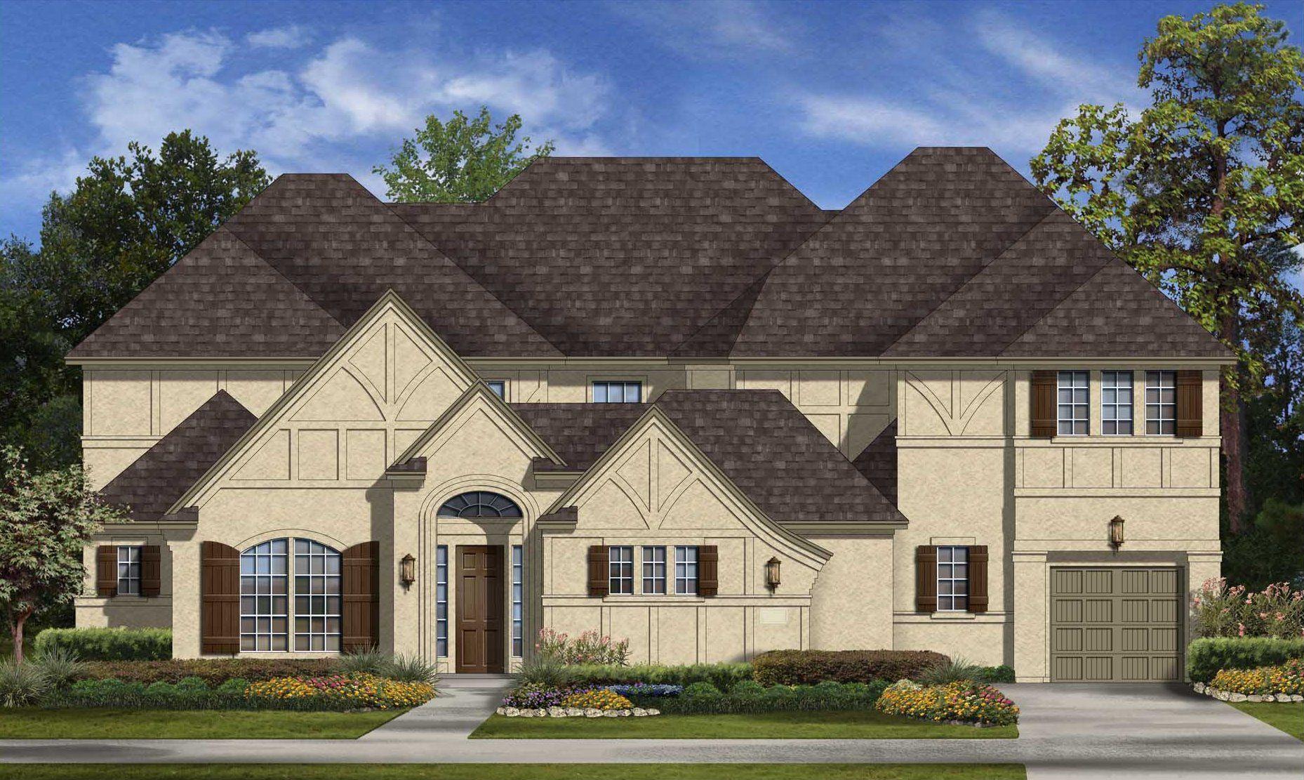 Single Family for Sale at Positano 5219 Isidore Lane Missouri City, Texas 77459 United States