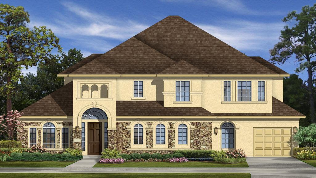Single Family for Active at The Woodlands, Smooth Stream - 75' Homesites - Salerno By Appointment Only Tomball, Texas 77375 United States