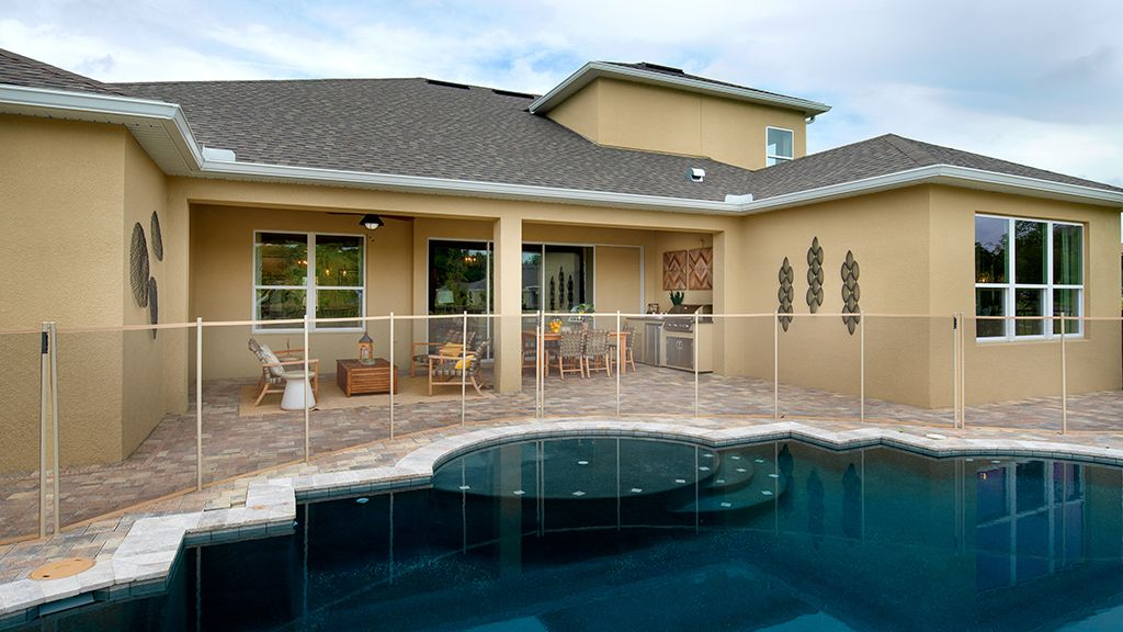 Single Family for Active at Tradewinds 1207 Fieldstone Circle Oviedo, Florida 32765 United States