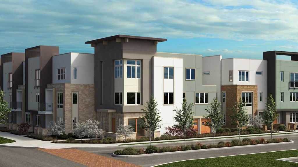 Multi Family for Sale at Residence 3 3499 Vertex Way Dublin, California 94568 United States