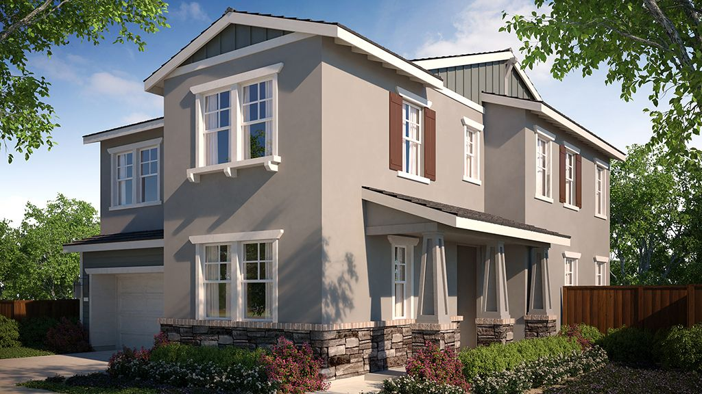 Single Family for Sale at Westridge At Sycamore Hills - Avenue Plan 2 1636 Burlington Place Upland, California 91784 United States