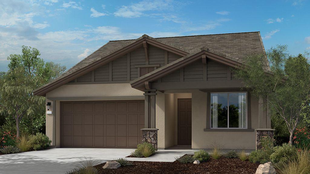 Single Family for Active at Folsom Ranch - Azure - Indigo Sales Center Opens Summer 2018 Folsom, California 95630 United States