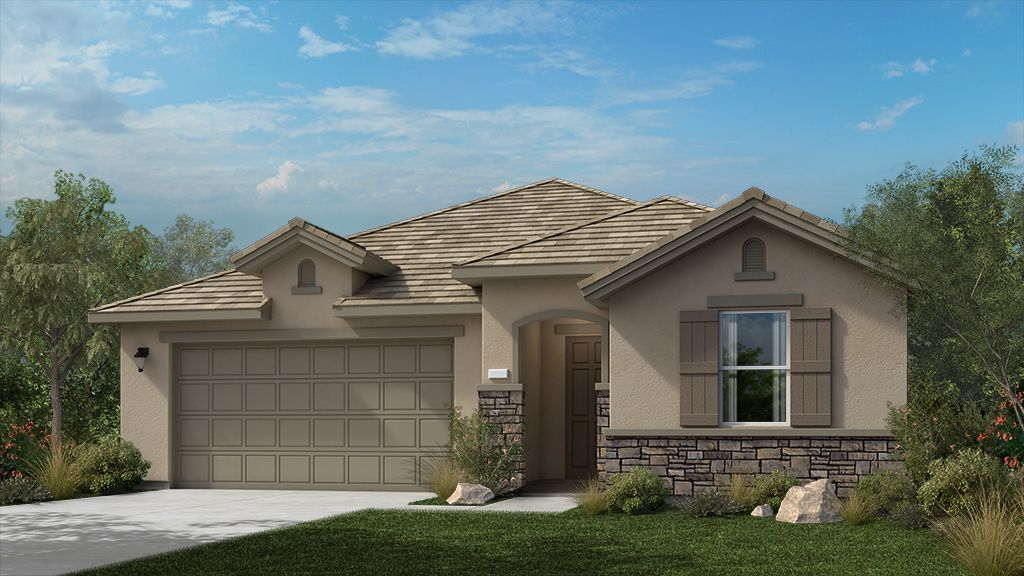 Single Family for Active at Folsom Ranch - Dakota - Forest Sales Center Opens Summer 2018 Folsom, California 95630 United States