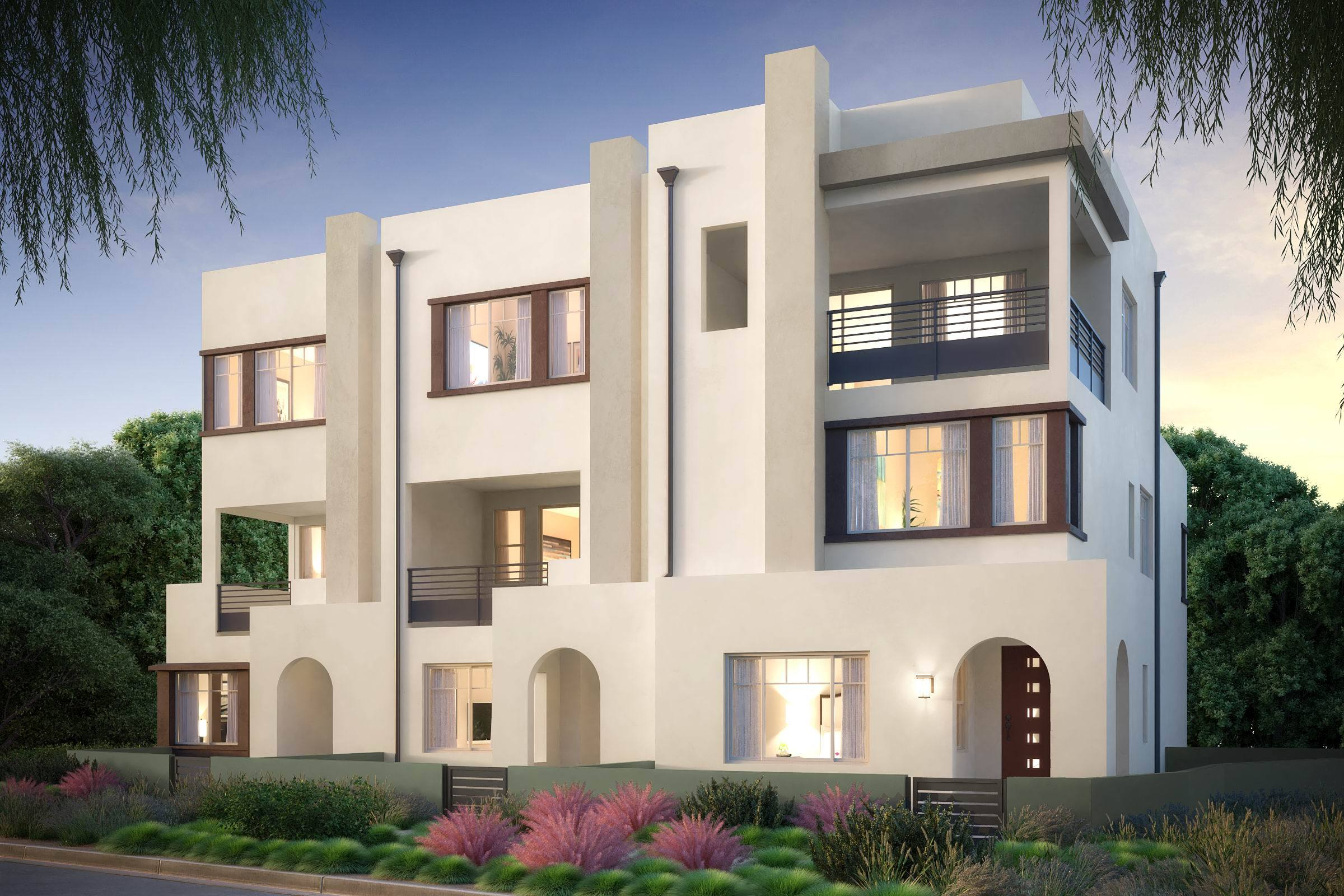 Multi Family for Sale at Muse At Cadence Park - Muse Plan 3 133 Frame Irvine, California 92618 United States