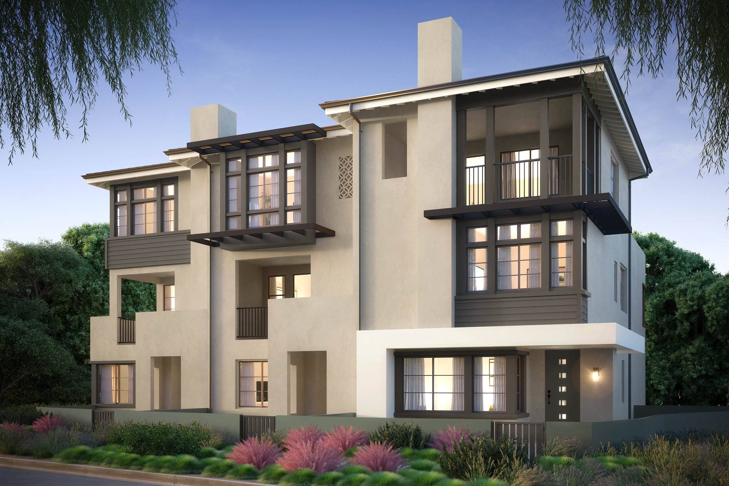 Multi Family for Sale at Muse At Cadence Park - Muse Plan 2 133 Frame Irvine, California 92618 United States