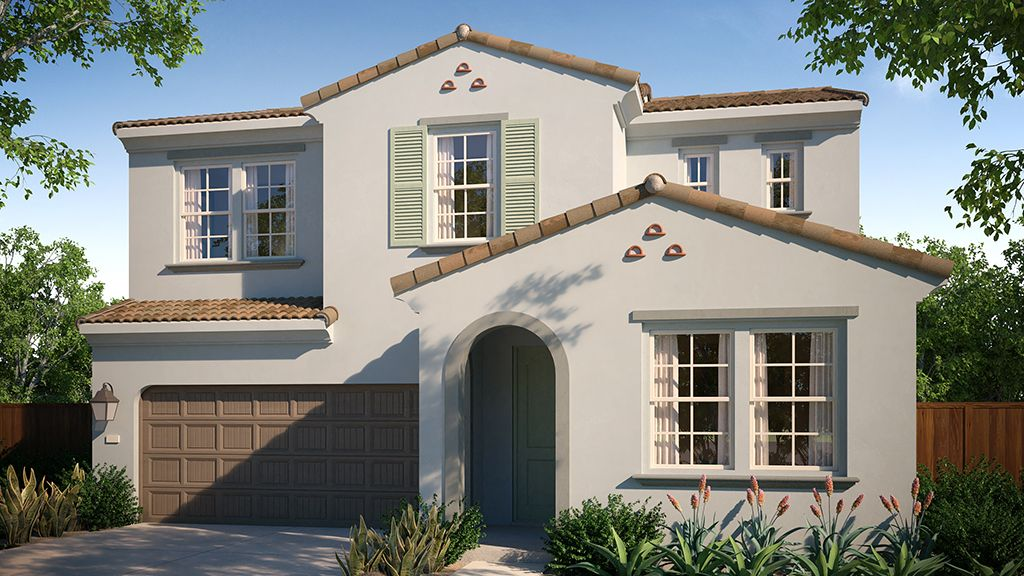 Single Family for Sale at Avenue Plan 1 1859 Chinar Tree Dr Upland, California 91784 United States