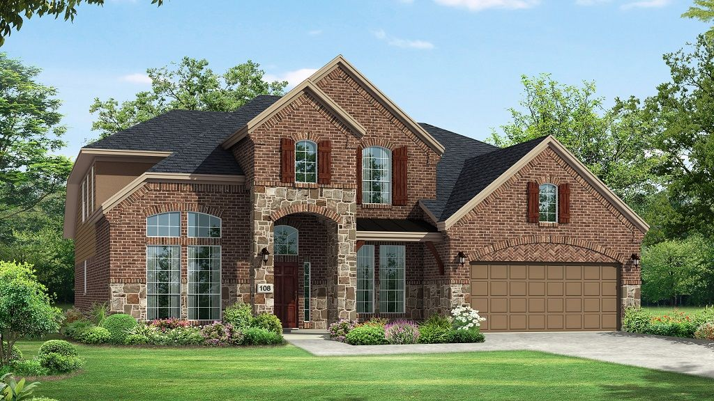 Single Family for Active at Meridian 2216 Nocona Lane League City, Texas 77573 United States