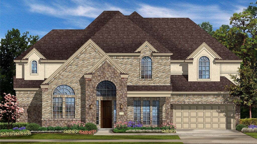 Single Family for Active at The Woodlands, Smooth Stream - 75' Homesites - Geneva By Appointment Only Tomball, Texas 77375 United States
