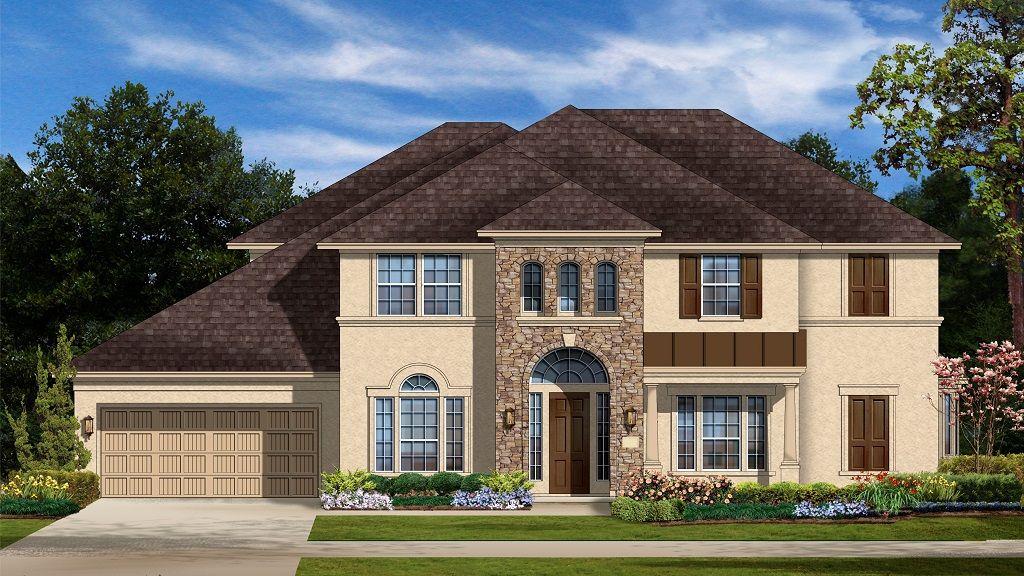 Single Family for Active at Milano 26 Sorrento Way Drive Missouri City, Texas 77459 United States