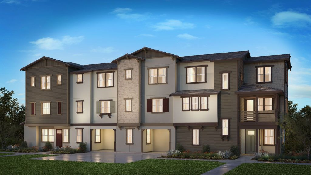 Multi Family for Sale at Vintage At Old Town Tustin - Chelsea Plan 1 1208 Bellmont Court Tustin, California 92780 United States