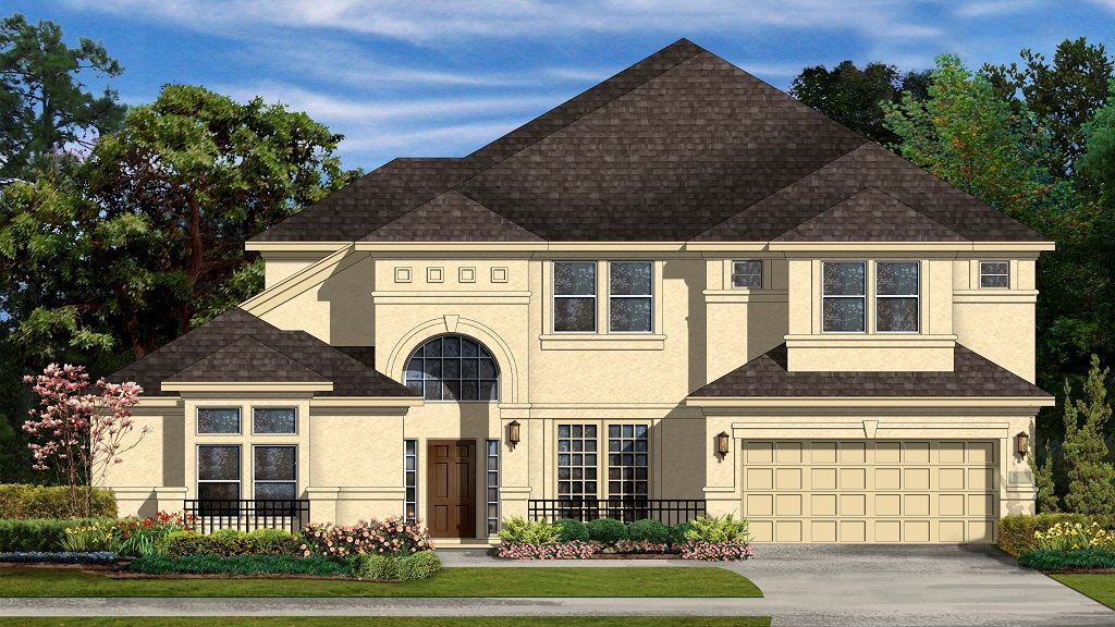Single Family for Active at The Woodlands, Smooth Stream - 75' Homesites - Florence By Appointment Only Tomball, Texas 77375 United States