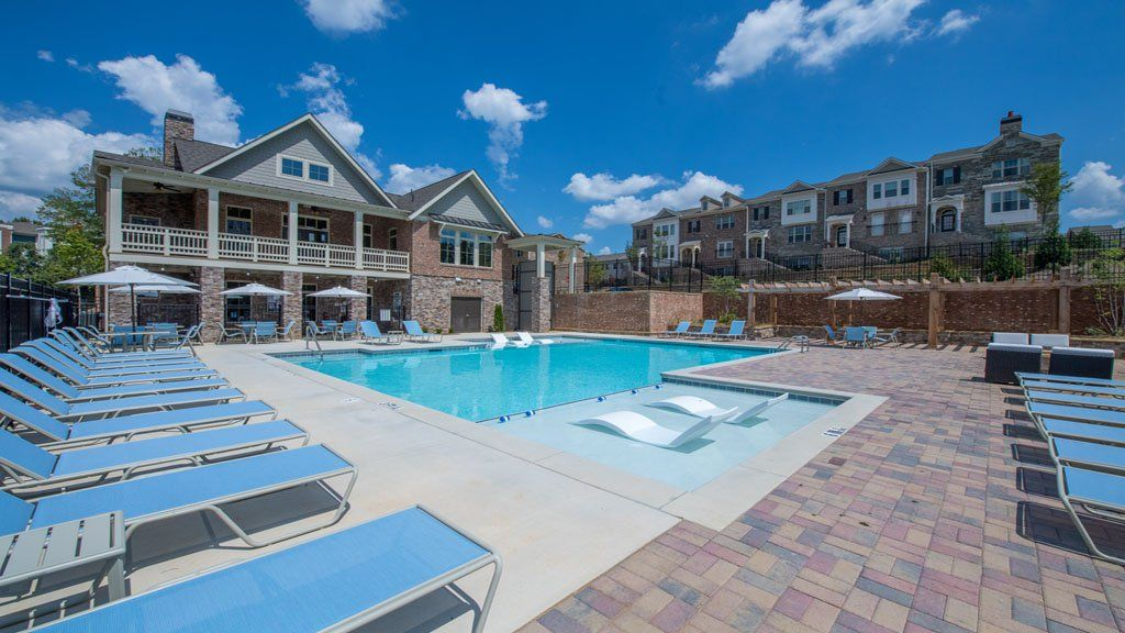 Single Family for Active at Bentley 4283 Perimeter Park East Chamblee, Georgia 30341 United States