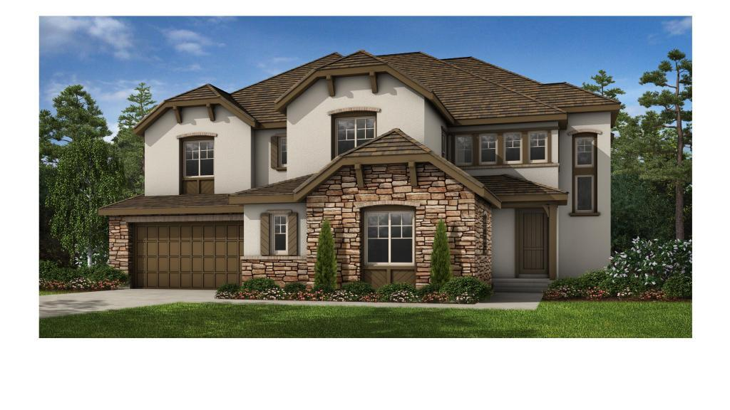 Additional photo for property listing at Castle Pines Village - The Keystone 6802 Northstar Circle Castle Pines, Colorado 80108 United States
