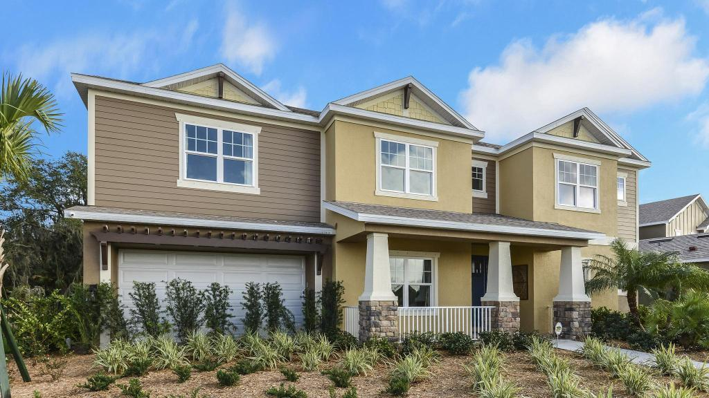 Arbor lakes on palmer ranch new homes in sarasota fl by for Palmers homes