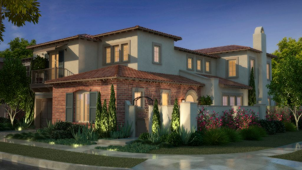 Single Family for Sale at Saviero - Saviero Residence Four 28 Lowland Irvine, California 92602 United States