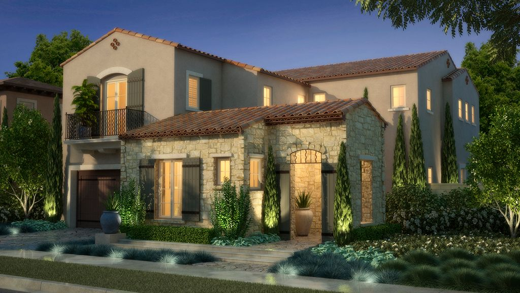 Single Family for Sale at Saviero - Saviero Residence Three 28 Lowland Irvine, California 92602 United States