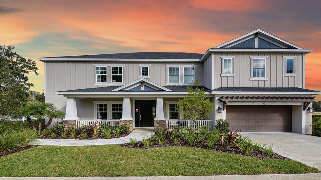 Single Familie für Verkauf beim Magellan Iii 2026 Arbor Mist Drive Brandon, Florida 33510 United States