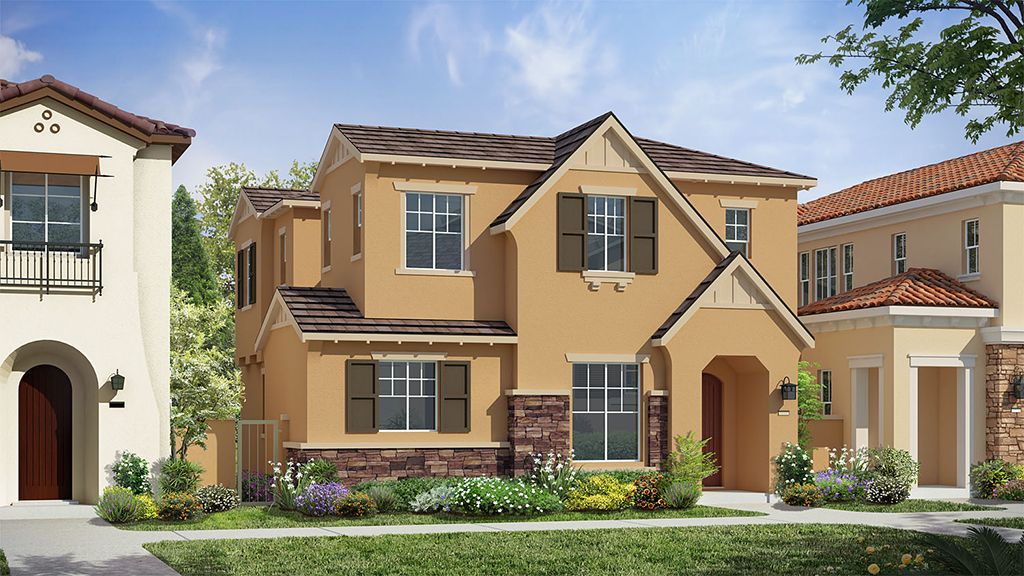 Single Family for Sale at Plan 3 126 Primrose Drive Lake Forest, California 92610 United States