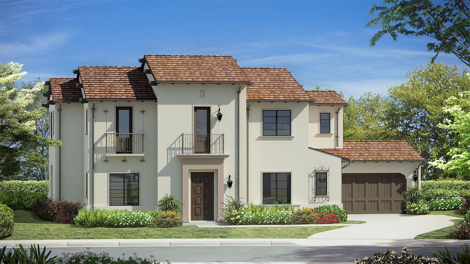 Single Family for Sale at Estancia At Cielo - Residence One 18252 Avenida Manantial Rancho Santa Fe, California 92067 United States