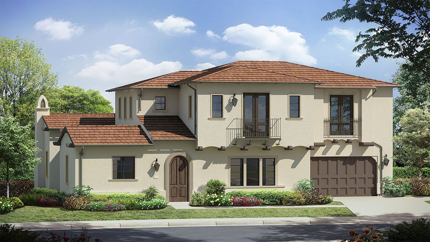 Single Family for Sale at Estancia At Cielo - Residence Three 18252 Avenida Manantial Rancho Santa Fe, California 92067 United States