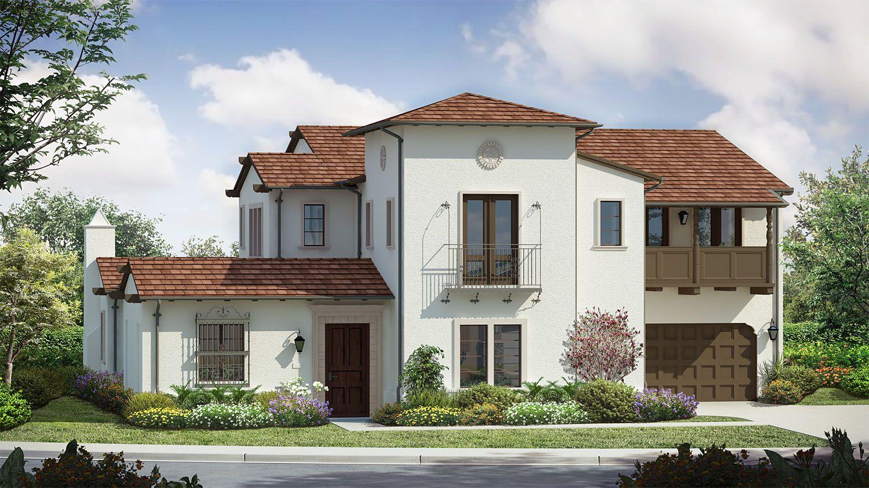 Single Family for Sale at Estancia At Cielo - Residence Four X 18252 Avenida Manantial Rancho Santa Fe, California 92067 United States