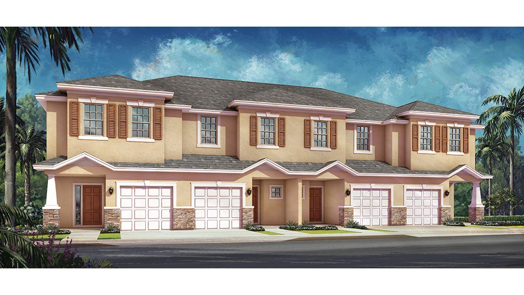 Multi Family for Sale at Tuscany Woods - Avalon Iii 102 Cabernet Way Oldsmar, Florida 34677 United States