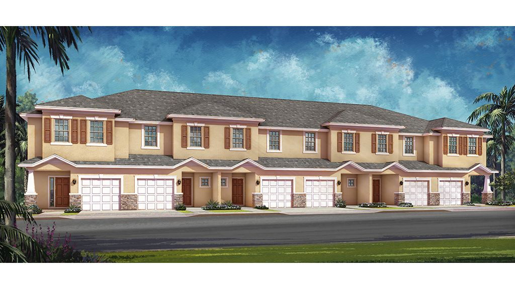 Multi Family for Sale at Tuscany Woods - Serona Iii 102 Cabernet Way Oldsmar, Florida 34677 United States