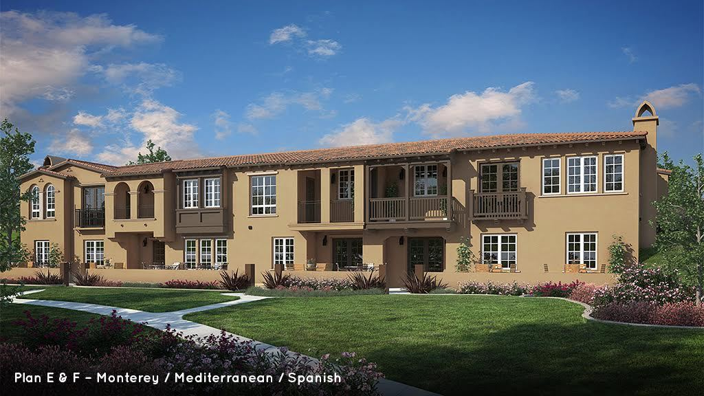 Multi Family for Sale at Sol Y Mar - Plan F 5601 Crestridge Road Rancho Palos Verdes, California 90275 United States