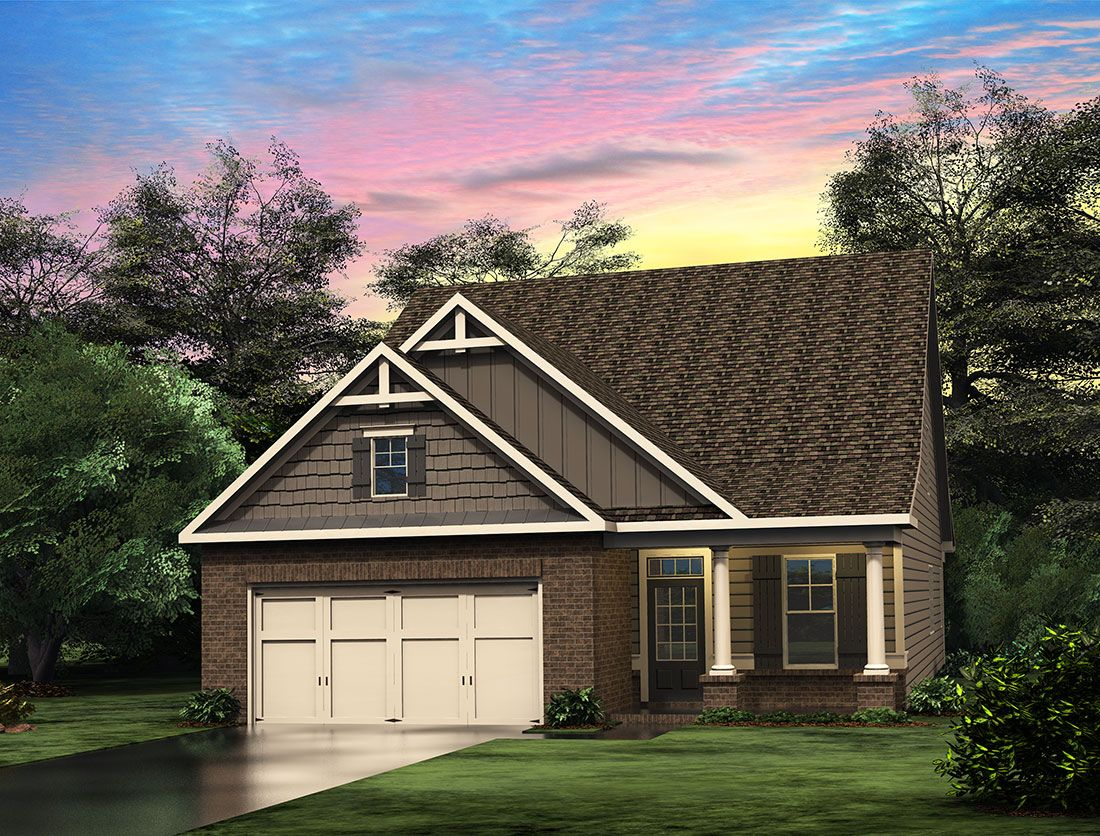 Single Family for Sale at Sterling On The Lake - Oconee 6721 Blue Heron Way Flowery Branch, Georgia 30542 United States
