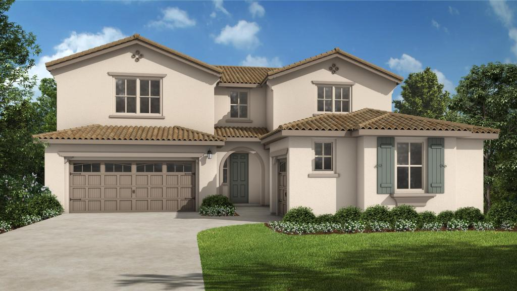 Single Family for Sale at Madeira East - Prado Ii - Sawyer 9969 Lousada Drive Elk Grove, California 95757 United States