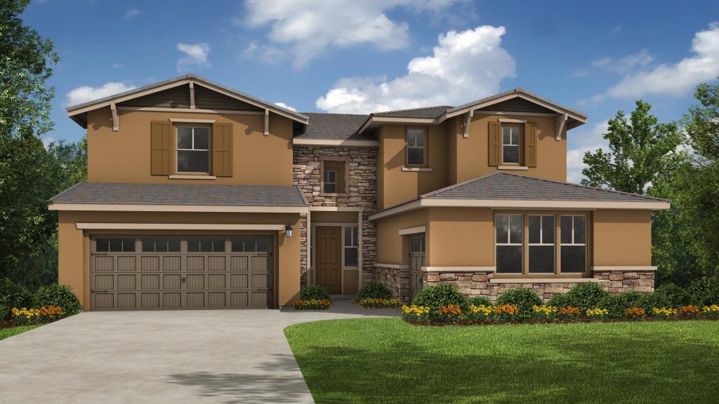 Single Family for Sale at Madeira East - Prado Ii - Chandler 9969 Lousada Drive Elk Grove, California 95757 United States