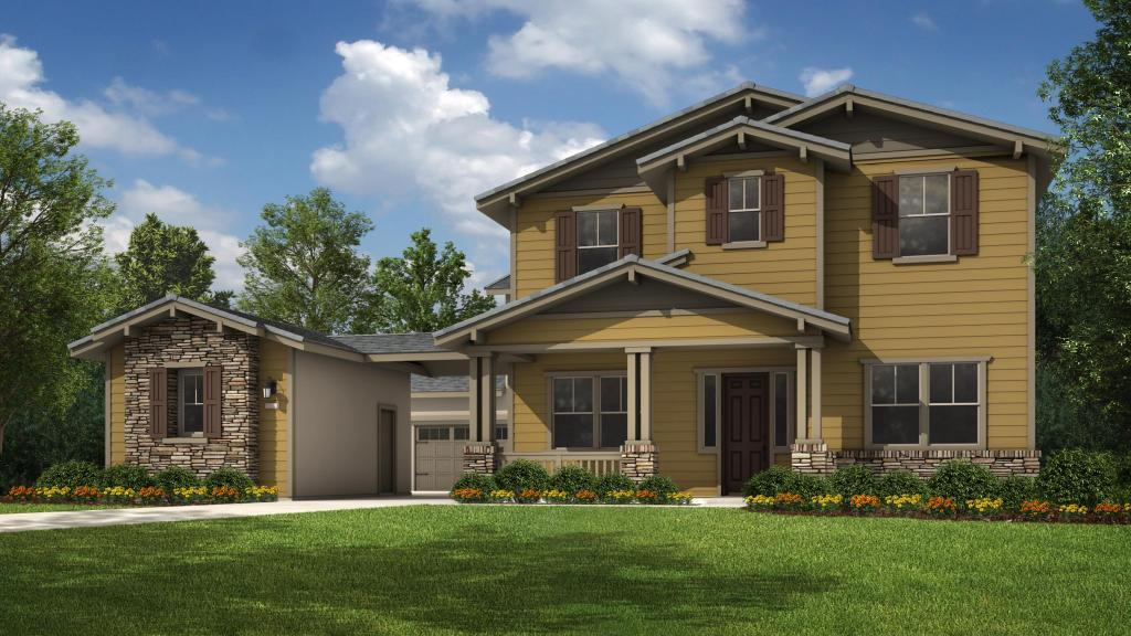 Single Family for Sale at Madeira East - Viana Ii - Drake 9968 Lousada Drive Elk Grove, California 95757 United States