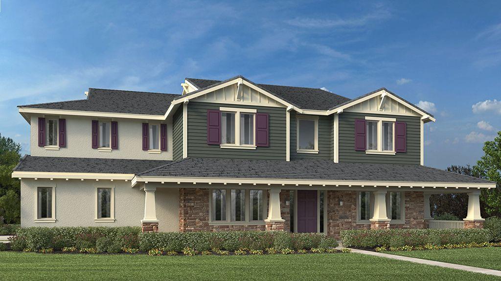 Single Family for Sale at Plan 3 Alhambra 54 Fox Court Martinez, California 94553 United States