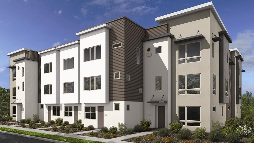 Multi Family for Sale at Station 121 - Plan 12 5598 Lexington Ave. San Jose, California 95123 United States
