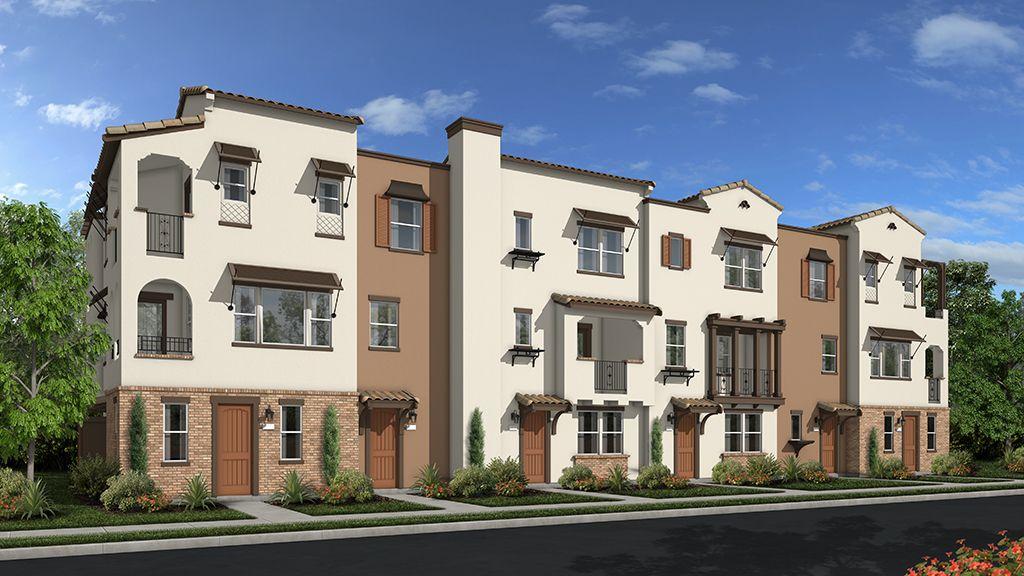 Multi Family for Sale at Indigo - Plan 1 2825 Monterey Road San Jose, California 95111 United States