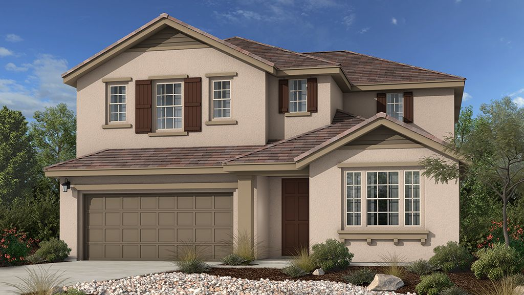 Single Family for Sale at Solaire - Blume - Emerson 5098 Summerfaire Drive Roseville, California 95747 United States