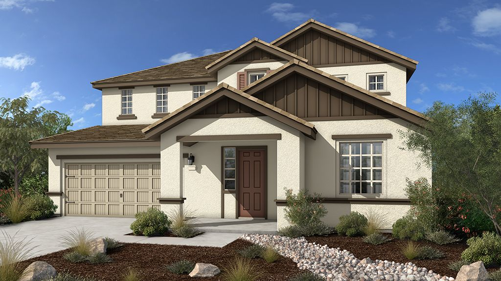 Single Family for Sale at Solaire - Treo - Chloe 5098 Summerfaire Drive Roseville, California 95747 United States