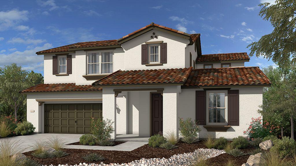 Single Family for Sale at Madeira East - Prado Ii - Grayson 9969 Lousada Drive Elk Grove, California 95757 United States