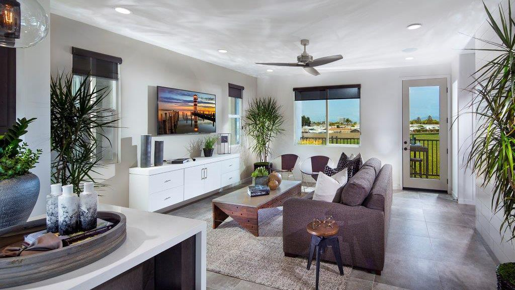 Single Family for Sale at Lighthouse Plan 2 1633 Cliff Isle Way Costa Mesa, California 92627 United States
