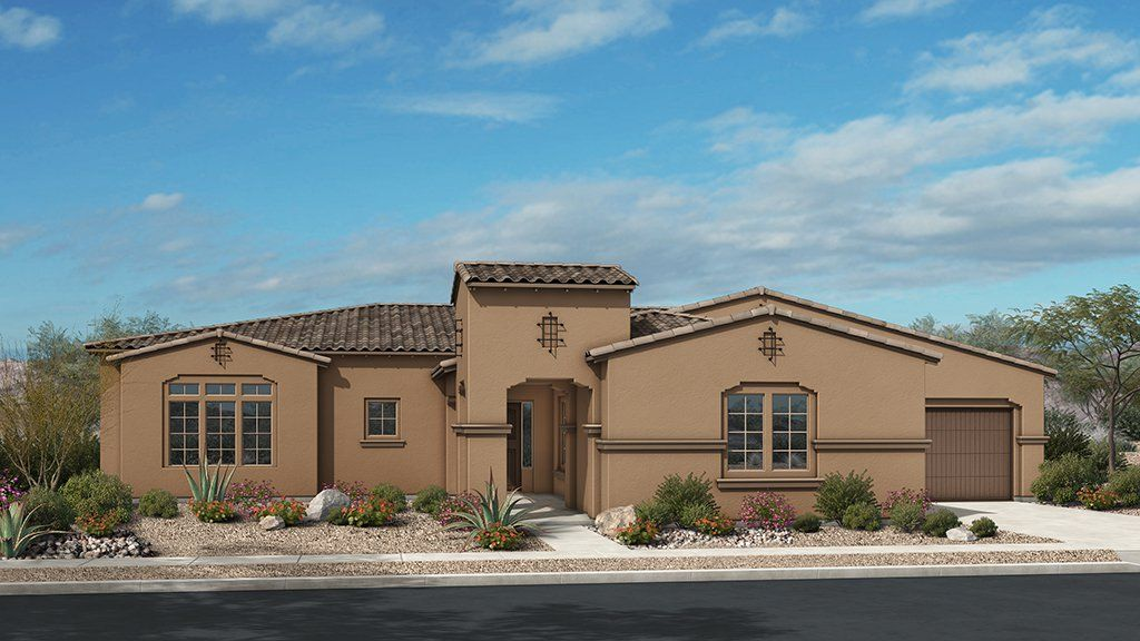 Single Family for Sale at Andaluza Capstone Collection - Horizon Sales From Copper Sky Model Scottsdale, Arizona 85266 United States