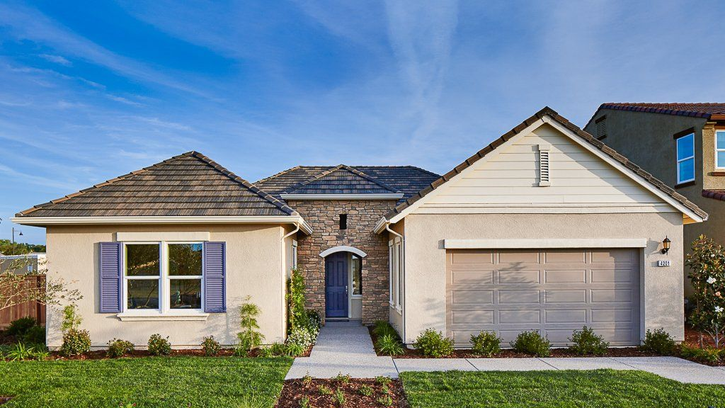 Single Family for Active at Sage 4205 Silver Lupine Lane Rocklin, California 95677 United States