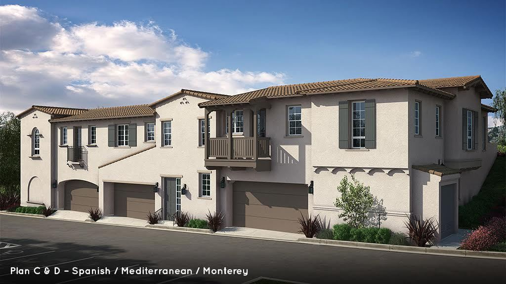 Multi Family for Sale at Sol Y Mar - Plan D 5601 Crestridge Road Rancho Palos Verdes, California 90275 United States