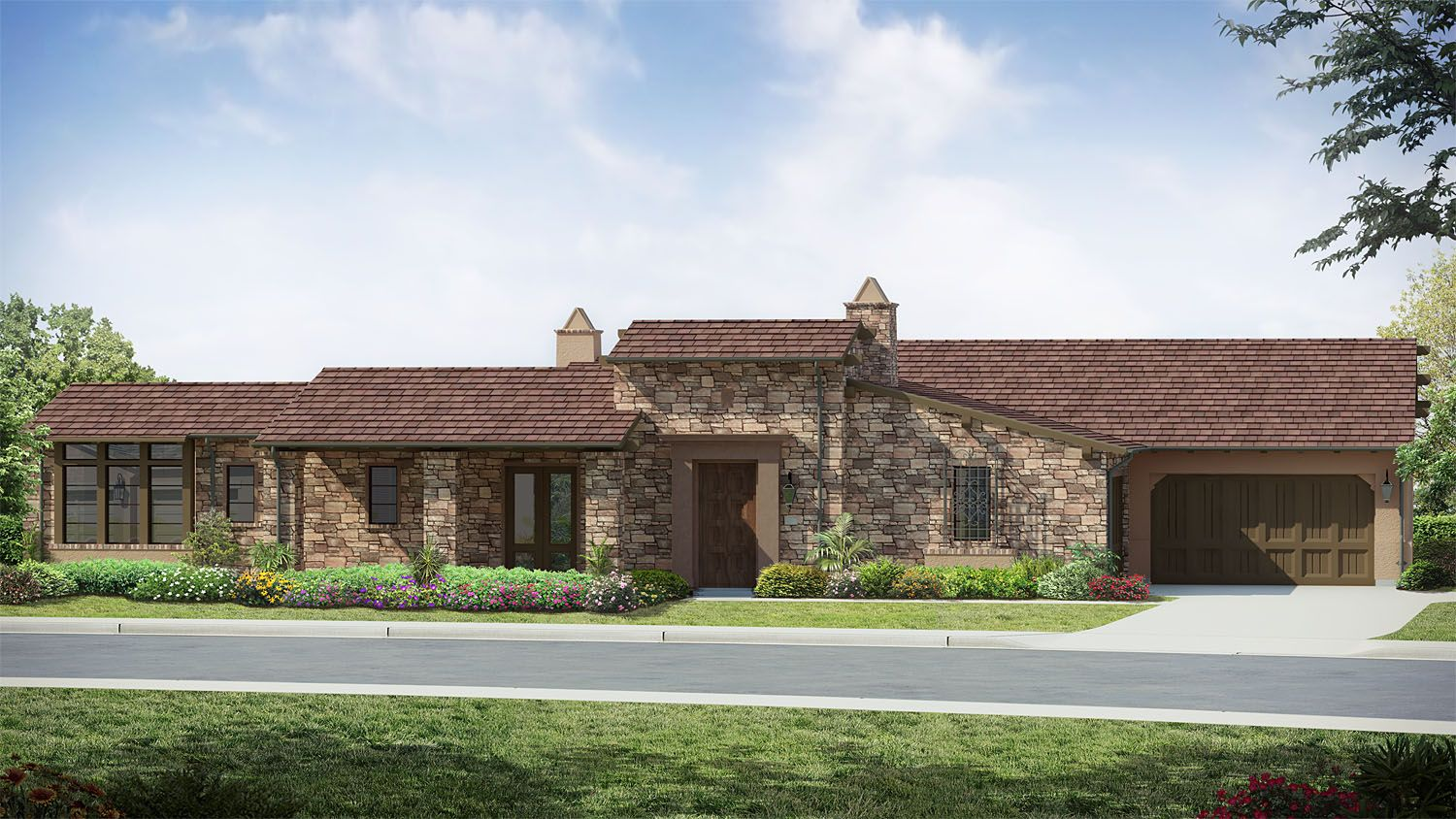 Single Family for Sale at Estancia At Cielo - Residence Two 18252 Avenida Manantial Rancho Santa Fe, California 92067 United States